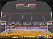 Air Raid Basketball Game Online