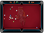 Billiard Straight Game Online