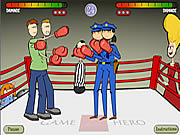 Boxing 2 x 2 Game Online