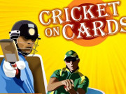Cricket on Cards Game Online