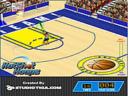 Hotshot Hoops Game Online