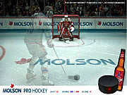 Molson Pro Hockey Game Online