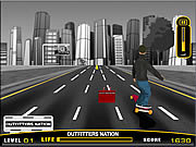 On Street Boarding Game Online