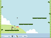 Panda Golf Game Online