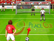Peace Queen Cup Game Online