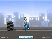 Skateboy Game Online