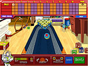Toy Story Bowl-O-Rama Game Online
