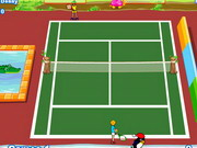 Twisted Tennis Game Online